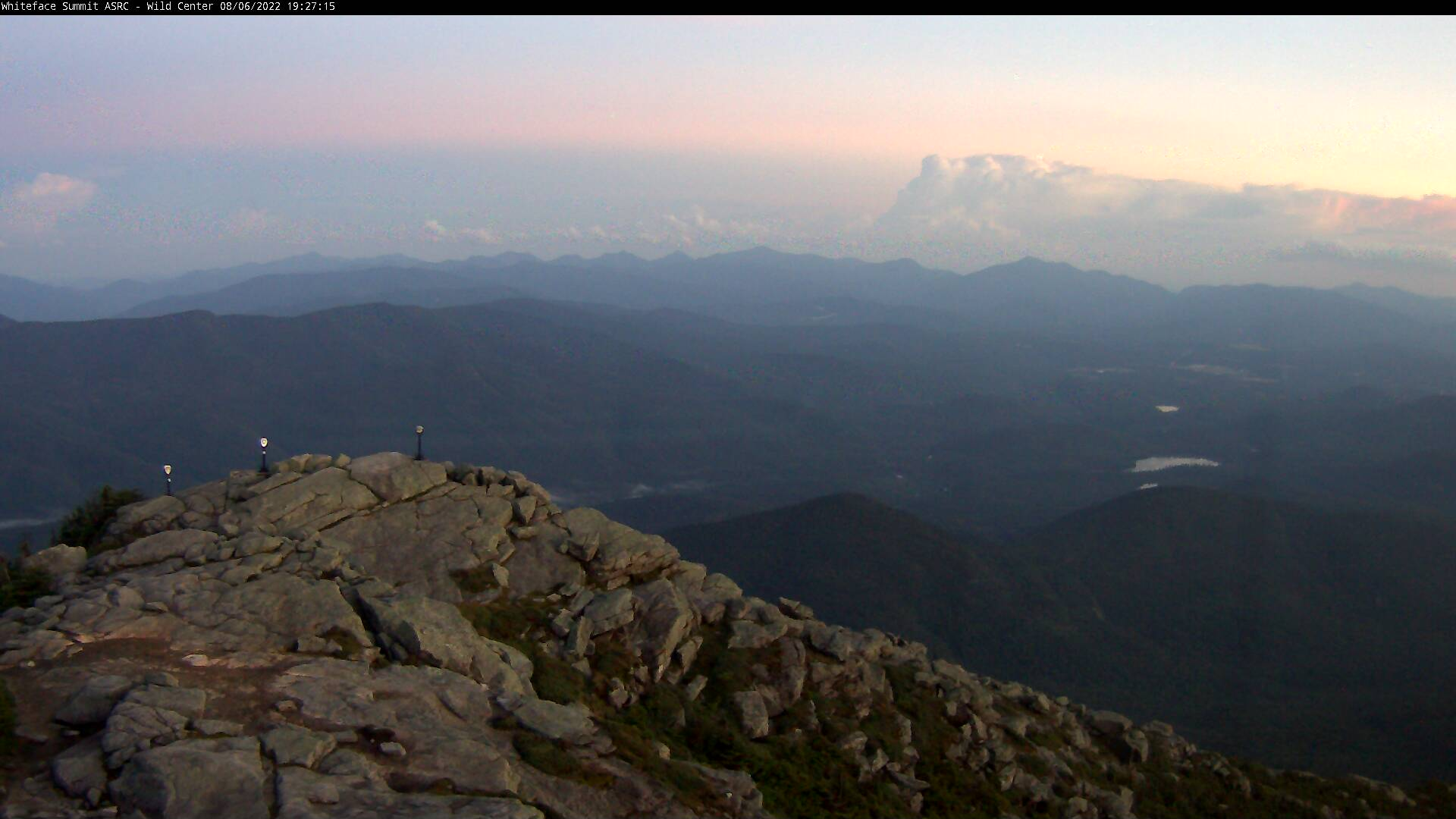 Whiteface Mountain Summit Webcam