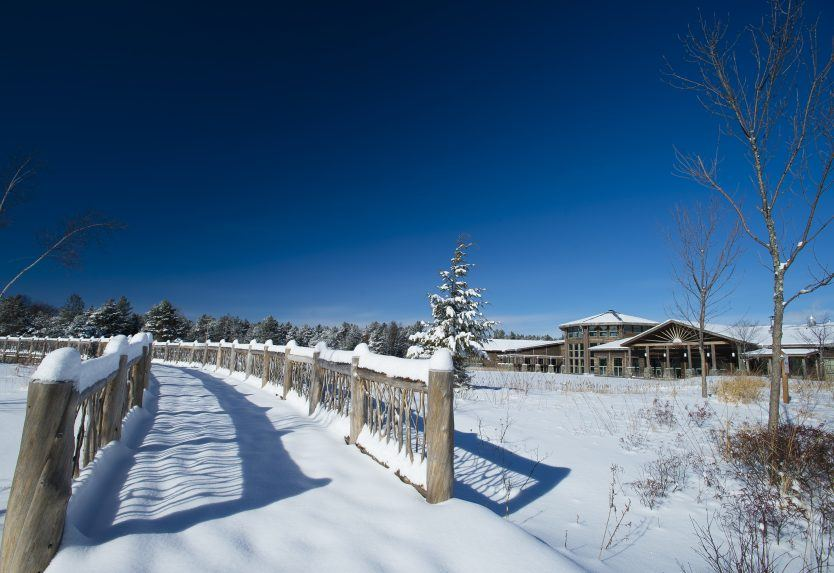 The Wild Center, Adirondacks, Winter, Winter in the Adirondacks